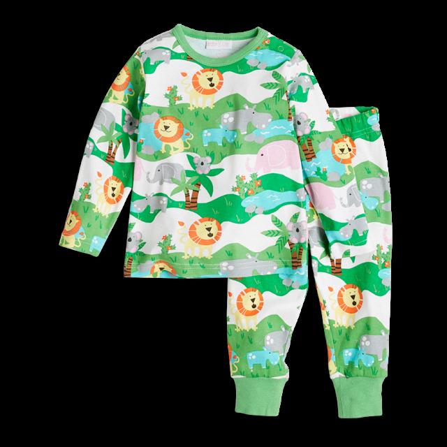 djungelpyjamas