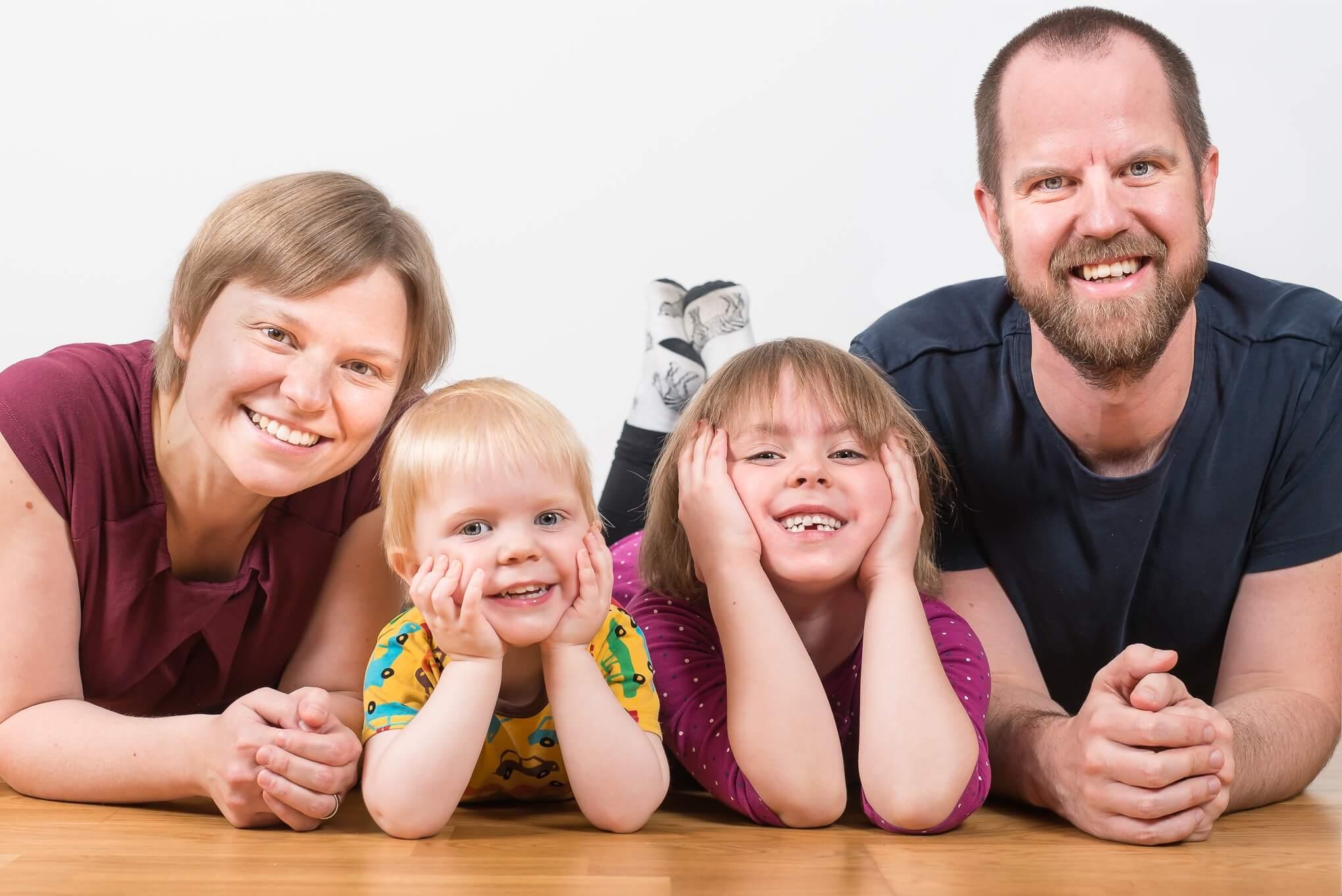 Familjebilden 2015