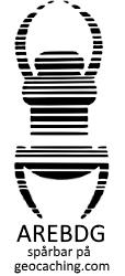 Spårbar på geocaching.com med kod AREBDG